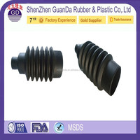 Customized Shock Absorber accordion silicone bellows rubber Car Auto Dustproof Rubber Power Steering Rack Bellow Boot Sleeve