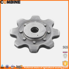 Hot Sale combine corn harvester chain sprocket and idler kit AN101219