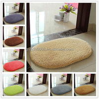 Anti-slip Soft Memory Foam Bath Bathroom Bedroom Room Floor Mat Rug