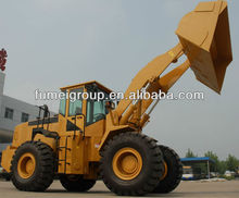 5 ton wheel loader ZL50,steyr or cummins engine
