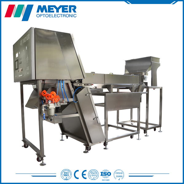 Export price food parboiled rice processing sorter machine