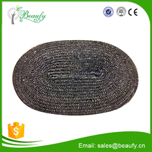 customer design color wheat straw placemat