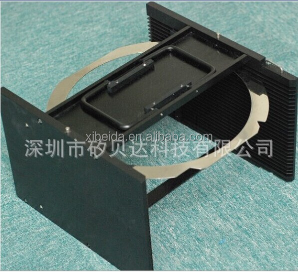 metal wafer cassette,plastic wafer cassette (for 150mm ,200mm,300mm wafer frame)