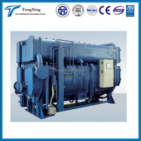 solar power absorption chiller, direct fired chiller, natural gas absorption chiller