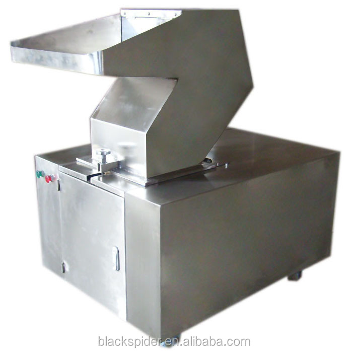 commercial broken bone meat processing machinery/bone crushing equipment