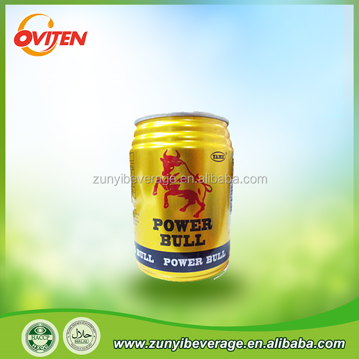 High quality factory price red blue energy drink