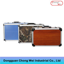 The lowest price military aluminum gun cases/tool case With the Best Quality