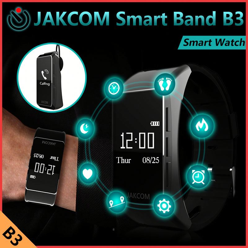 Jakcom B3 Smart Watch 2017 New Product Of Wristwatches Hot Sale With Wristwatch Watch Attachments All Branded Watches Names