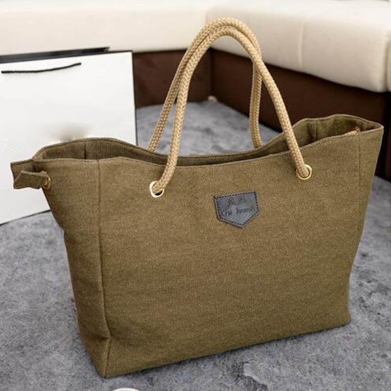 promotion bag women canvas bag <strong>shoulder</strong>