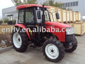 farm tractor 55hp 4WD