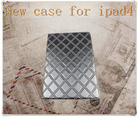 Creative design!! for new ipad case cover for ipad4/ipad3