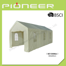Waterproof home used car shelter easy-up carport