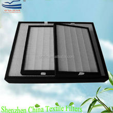 Mini pleat air filter hepa h12