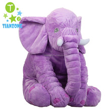 baby soft animal toys plush and stuffed elephant toys with big ears