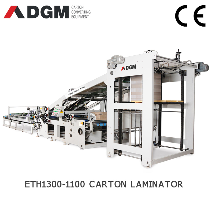 ETH1300-1100 Fully automatic paper laminating machine