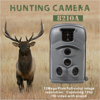12 Mp 940nm Low Glow Infrared Scouting Trail Camera Outdoor Hidden Security Cameras