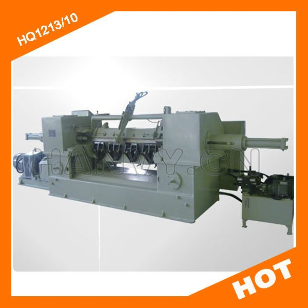 Hydraulic single spindle veneer rotary lathe