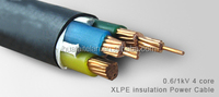 0.6/1KV PVC Insulated low voltage Electrical power cable
