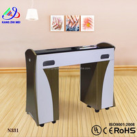 2016 manicure and pedicure salon furniture nail tables for beauty(KM-N331)