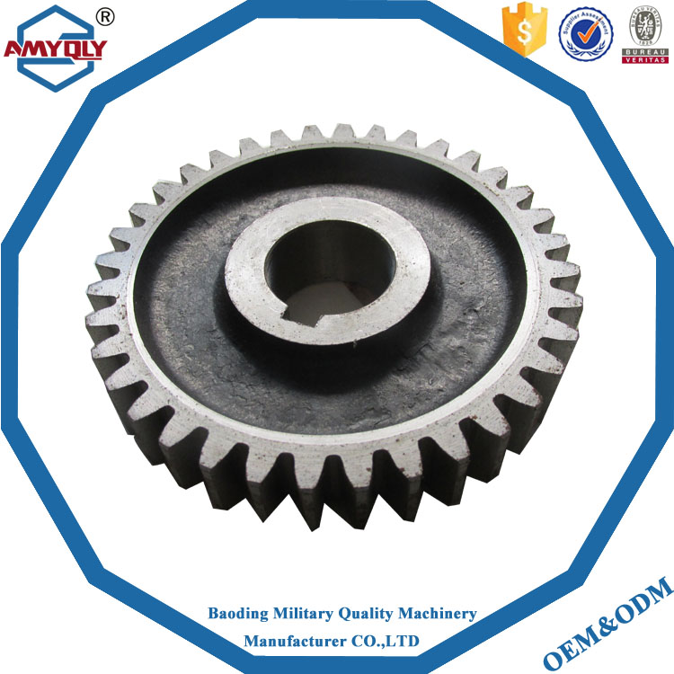 High quality new design engineering plastic precision small spur gears with great price for sale