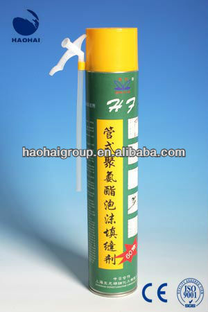 PU Foam Construction Sealant Aerosol Spray Insulation Polyol