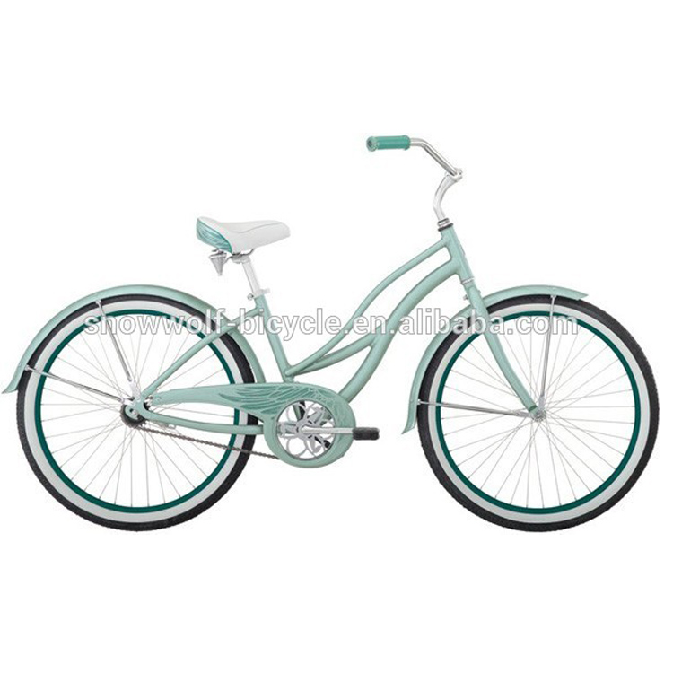 Import beach crusier Bicycles From China Freestyle Bike Bicycle Beach Cruiser SW-B-M023