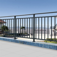 Hot sale modern fancy design decorative house railing for balcony