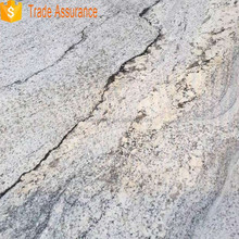Chinese White Granite with Nice Marble Colors and Veins, White River Granite