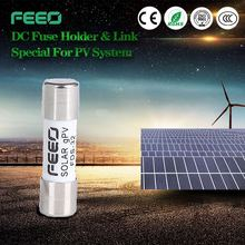CE Solar System Direct Current Fuse Holders 20A 500V Ceramic Fuse Fuse Unit for solar system