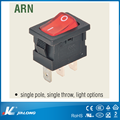 UL VDE TUV approved mini rocker switch for LED products KCD1-102NC