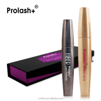 2016 fashion Prolash+ 3D fiber lash and mascara set chemical formula mascara