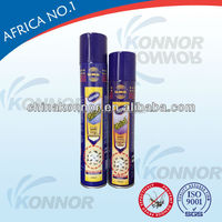 The best quality of mosquito spray of insect repellent for hot sale in Africa