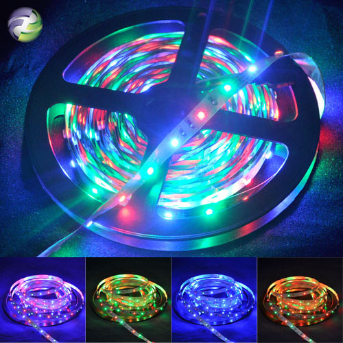 DC12V 24W nonwaterproof RGB SMD3528 Led Strip Lights Led Christmas Light