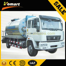 hot Mini Truck Asphalt spreader/Mobile Hot Mix Plant