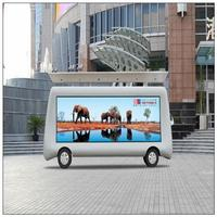 truck mobile led video display led mobile stage truck for sale
