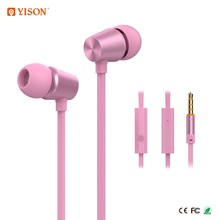 N2 China Supply 3.5mm Audio Jack Black Earphone For Iphone Xiaomi
