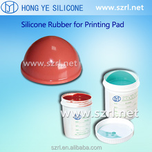 Liquid RTV Silicone Rubber for Printing Pad making