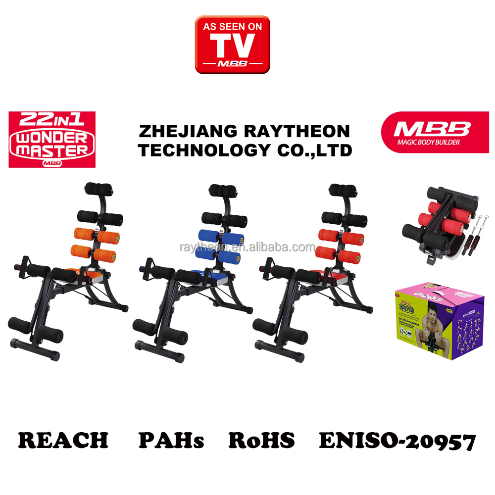 Manufacturer directly supply full body vibration platform fitness machine for sale