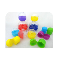 mini plastic dinosaur toys for capsule vending machine water growing dinosaur egg