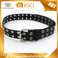 Fashion Men Custom Pu Leather Belts