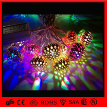 Led Ball String Lights Outdoor Lights For Garden, Party, Wedding