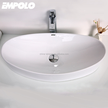 EB309B Above counter ceramic wash hand basin wash basin price toilet basin