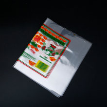 Certificated Plastic Packaging Bags For Food Bag
