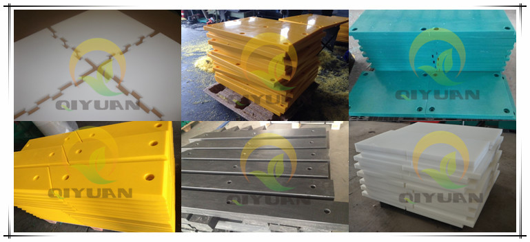 Corrosion-resistant thermoplastic sheet hdpe cutting board/ high density panel