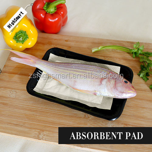 FDA White Absorbent Pads for Fish