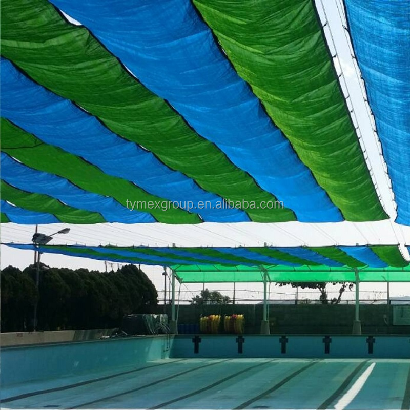 China high quality 3 needles sunshade <strong>nets</strong> for agricultural greenhouse system