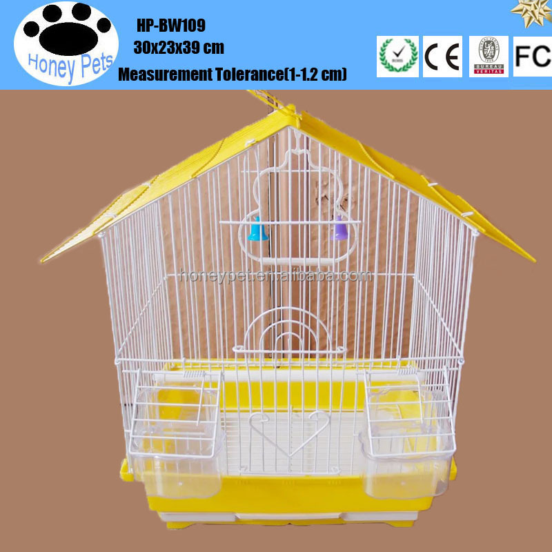 23*30*39 cm small folding aluminium bird cage
