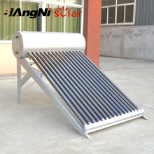 Energy Saving Hot Sale Solar Geysers Low Pressure Water Heater Heating Product