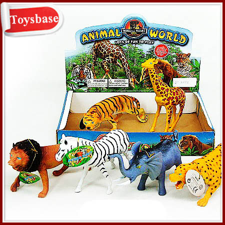 Zoo animals toys for kids