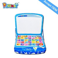 HX3806 2015 new product kid learning laptop